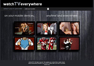 Watch TV Everywhere